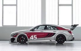 """CLA45 AMG Racing Series - Xe đua giá """"mềm"""" hơn của Mercedes-Benz"""