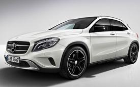 Mercedes-Benz GLA-Class Edition 1: Chưa bán ra đã có bản đặc biệt