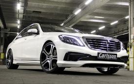 Mercedes-Benz S-Class độ 780 mã lực của Carlsson