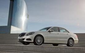 Mercedes-Benz E250 BlueTEC 2014 có giá từ 52.325 USD