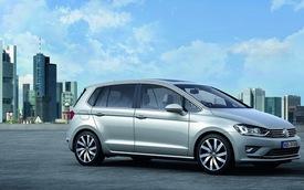 Volkswagen Golf Sportsvan - Minivan siêu tiết kiệm nhiên liệu