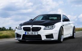 """BMW M6 đã """"khỏe"""" càng mạnh hơn nhờ Lumma Design"""