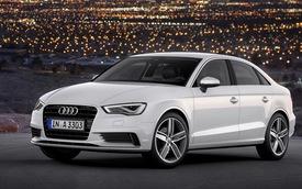 Audi A3 Sedan cạnh tranh về giá với Mercedes-Benz CLA-Class
