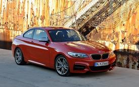 BMW 2-Series Coupe chính thức trình làng