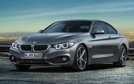 BMW 4-Series Hybrid sẽ ra mắt tại Los Angeles Auto Show 2013