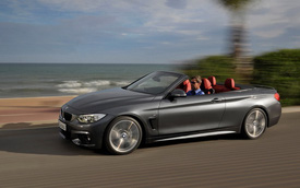 BMW sẽ mang 4-Series Convertible đến Los Angeles Auto Show