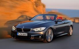 BMW 435i Convertible M Sport: Thể thao và sang trọng hơn
