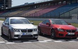 BMW M Sport sẽ được trang bị hệ thống truyền động bốn bánh