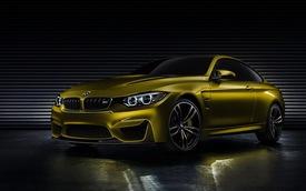 BMW M4 sẽ có bản hiệu suất cao vào năm 2016