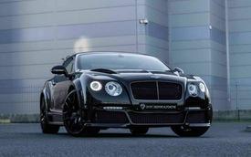 Bentley GTX độ 600 mã lực của Onyx Concept
