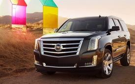 Cadillac Escalade 2015: Mạnh mẽ, sang trọng, hiệu quả