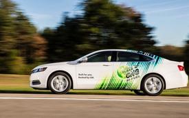 Chevrolet Impala - Xe đa nhiên liệu đầu tiên tại Mỹ