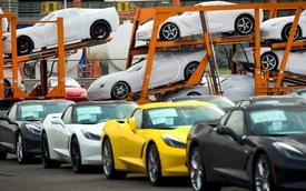 Chevrolet Corvette Stingray: Khan hàng, đội giá