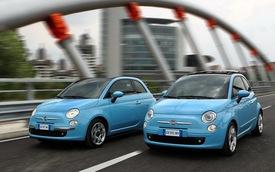 Fiat 500 có thêm hai động cơ mới