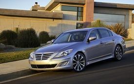 27.500 chiếc Hyundai Genesis dính án thu hồi