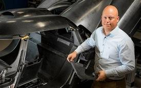Koenigsegg One:1 xuất đầu lộ diện
