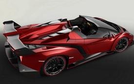 "Thêm ""ảnh nóng"" của siêu phẩm Lamborghini Veneno Roadster"