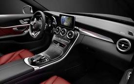 Chi tiết nội thất của Mercedes-Benz C-Class mới