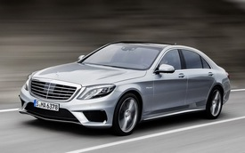 """Mercedes-Benz S65 AMG sẽ ra mắt tại """"thành phố thiên thần"""""""