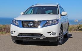 Nissan thu hồi 153.000 chiếc SUV bị lỗi phanh