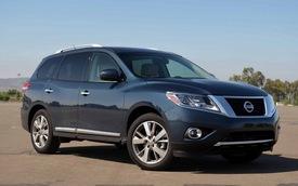 Đã có giá bán của Nissan Pathfinder Hybrid 2014