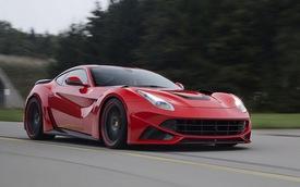 "Novitec Rosso N-Largo: Một chiếc F12 Berlinetta ""rực rỡ"" hơn"