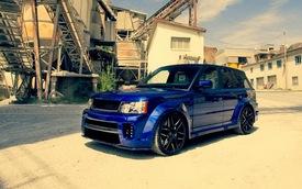 """""""Chim ưng xanh"""" Range Rover Sport MK1 của CDC"""
