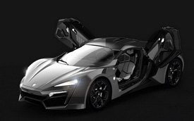 Mua siêu xe Lykan HyperSport được tặng đồng hồ 4 tỉ
