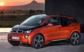 Đã có giá của BMW i3 đi kèm động cơ Kymco
