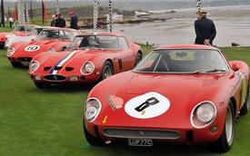 Ferrari 250 GTO gây choáng với giá 52 triệu USD