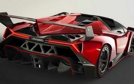 Lamborghini Veneno Roadster: Một siêu phẩm mới sắp ra đời