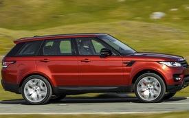 Range Rover Sport 2014 có giá từ 63.495 USD