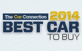 """Danh sách đề cử """"Chiếc xe đáng mua nhất năm 2014"""""""