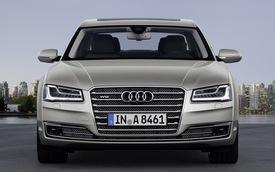 Audi A8 L W12 đặc biệt với nội thất siêu sang