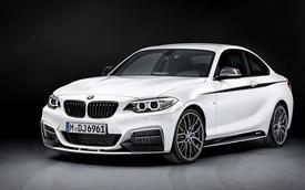 BMW 2-Series Coupe đẹp và mạnh hơn với gói nâng cấp mới