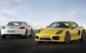 """Mercedes-Benz CLA45 AMG và Porsche Cayman là """"Xe tốt nhất để mua năm 2014"""""""