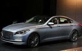 Hyundai Genesis Sedan thế hệ mới chính thức trình làng