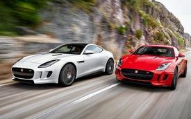 Jaguar F-Type Coupe: Chưa ra mắt đã có giá bán