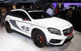Mercedes-Benz trình làng crossover thể thao GLA45 AMG