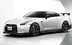 """Nissan chính thức giới thiệu """"hàng tuyển"""" GT-R Nismo"""