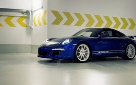 Porsche 911 phiên bản Facebook trình làng tại Silverstone