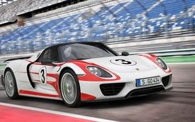 Porsche 918 Spyder lại gây sốc với khả năng tăng tốc nhanh như Bugatti Veyron