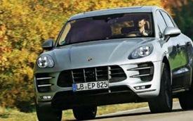 Porsche Macan chính thức lộ diện