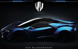 Thêm thông tin nóng về siêu xe W Motors Lykan Supersport