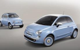 """Fiat 500 """"1957 Edition"""": Hồi tưởng về quá khứ"""