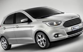 Ford Ka sắp được hồi sinh