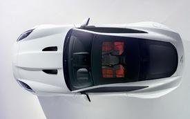 Jaguar F-Type Coupe lộ diện trước thềm triển lãm Los Angeles