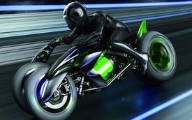 Kawasaki J: Bước ra từ phim viễn tưởng