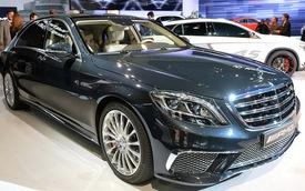 Mercedes-Benz S65 AMG: Quả tên lửa hạng sang