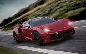 Siêu xe đắt nhất Ả-Rập chính thức trình làng